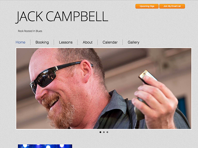 Smilin' Jack Campbell