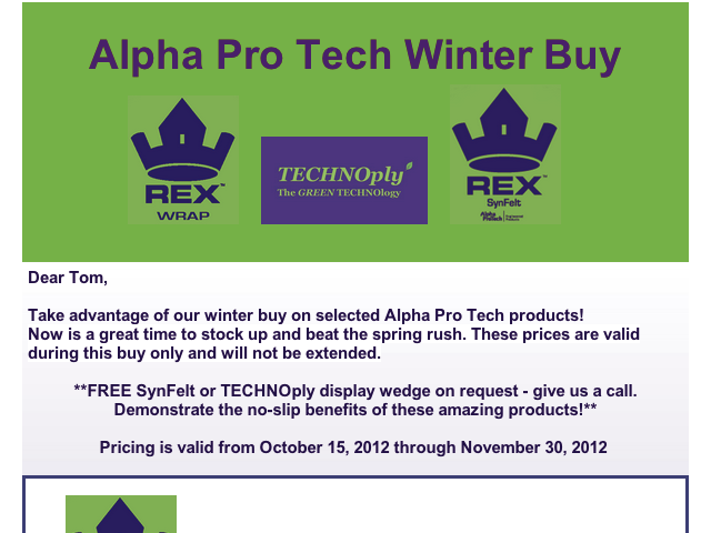 AlphaProtech Marketing Piece