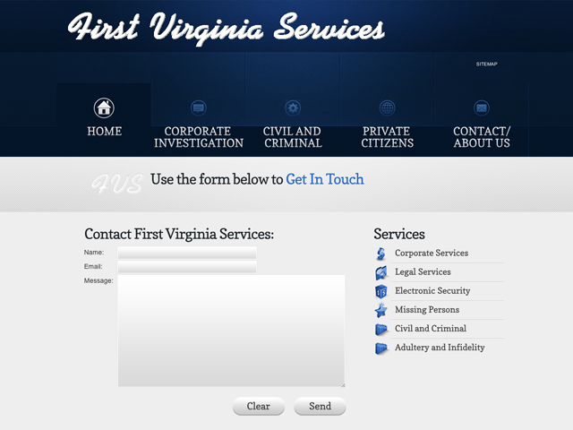 First Virginia Services